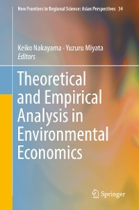 Cover Theoretical and Empirical Analysis in Environmental Economics