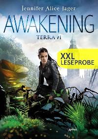 Cover XXL Leseprobe: Awakening