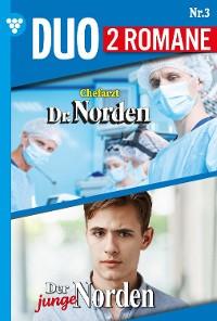 Cover Dr. Norden-Duo 3 – Arztroman