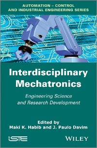 Cover Interdisciplinary Mechatronics