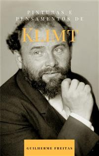 Cover Pinturas e pensamentos de Klimt