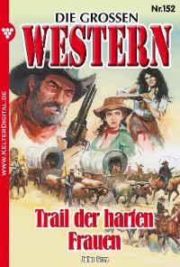Cover Die großen Western 152