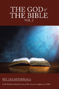 Cover The God of the Bible Vol. 2