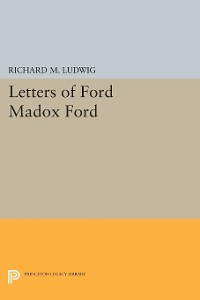 Cover Letters of Ford Madox Ford