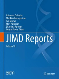 Cover JIMD Reports, Volume 19