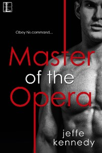 Cover Master of the Opera