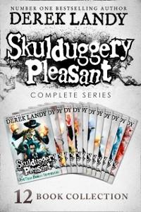 Cover Skulduggery Pleasant: Books 1 - 12