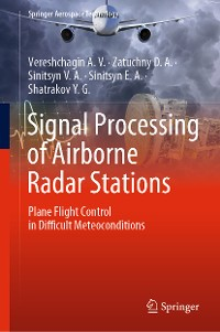 Cover Signal Processing of Airborne Radar Stations