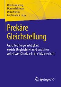 Cover Prekäre Gleichstellung