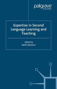 Cover Expertise in Second Language Learning and Teaching