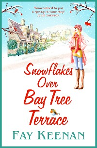 Cover Snowflakes Over Bay Tree Terrace