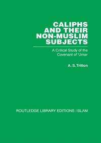 Cover Caliphs and their Non-Muslim Subjects