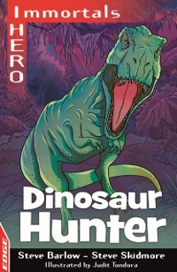Cover Dinosaur Hunter