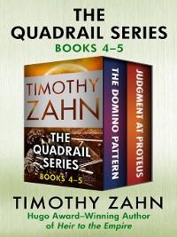 Cover The Quadrail Series Books 4–5