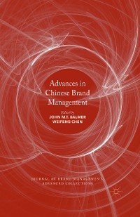 Cover Advances in Chinese Brand Management