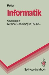 Cover Informatik