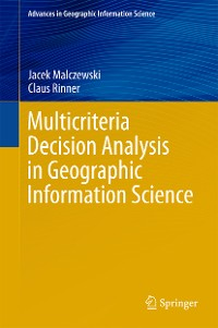 Cover Multicriteria Decision Analysis in Geographic Information Science