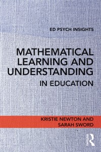Cover Mathematical Learning and Understanding in Education