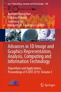Cover Advances in 3D Image and Graphics Representation, Analysis, Computing and Information Technology