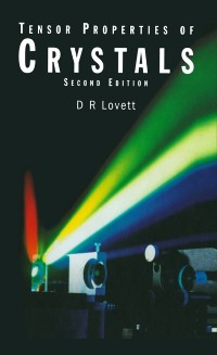 Cover Tensor Properties of Crystals