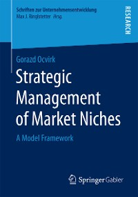 Cover Strategic Management of Market Niches