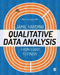 Cover Qualitative Data Analysis