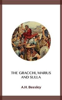 Cover The Gracchi, Marius and Sulla