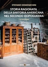 Cover Storia ragionata della sartoria americana nel secondo dopoguerra
