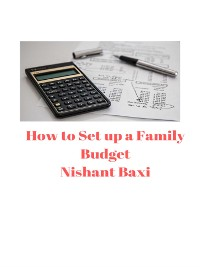 Cover How to Set up a Family Budget