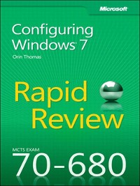 Cover MCTS 70-680 Rapid Review