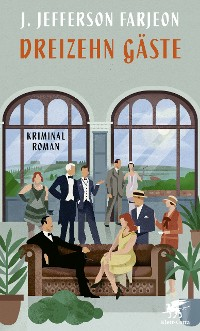 Cover Dreizehn Gäste
