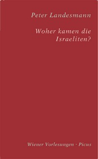Cover Woher kamen die Israeliten?