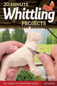 Cover 20-Minute Whittling Projects