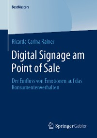Cover Digital Signage am Point of Sale