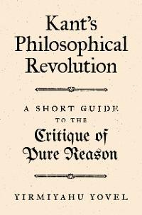 Cover Kant's Philosophical Revolution