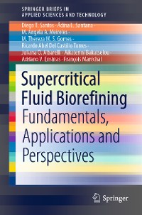 Cover Supercritical Fluid Biorefining