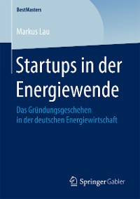Cover Startups in der Energiewende