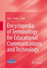Cover Encyclopedia of Terminology for Educational Communications and Technology