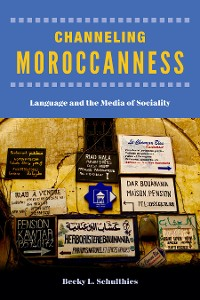Cover Channeling Moroccanness