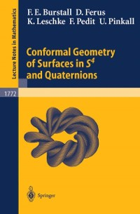 Cover Conformal Geometry of Surfaces in S4 and Quaternions
