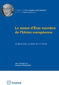 Cover Le statut d'État membre de l'Union européenne