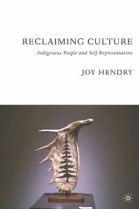 Cover Reclaiming Culture