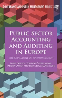 Cover Public Sector Accounting and Auditing in Europe