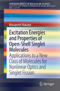 Cover Excitation Energies and Properties of Open-Shell Singlet Molecules