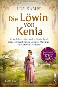 Cover Die Löwin von Kenia