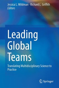 Cover Leading Global Teams