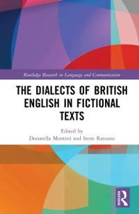 Cover Dialects of British English in Fictional Texts