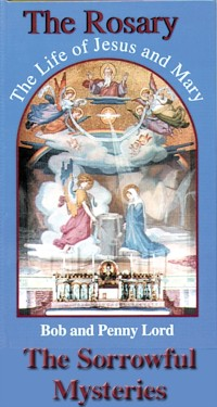 Cover Rosary The Life of Jesus and Mary The Sorrowful Mysteries