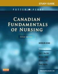 Cover Study Guide for Canadian Fundamentals of Nursing - E-Book