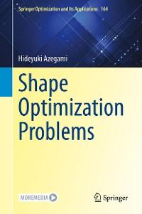 Cover Shape Optimization Problems